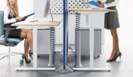 biurka z regulacją